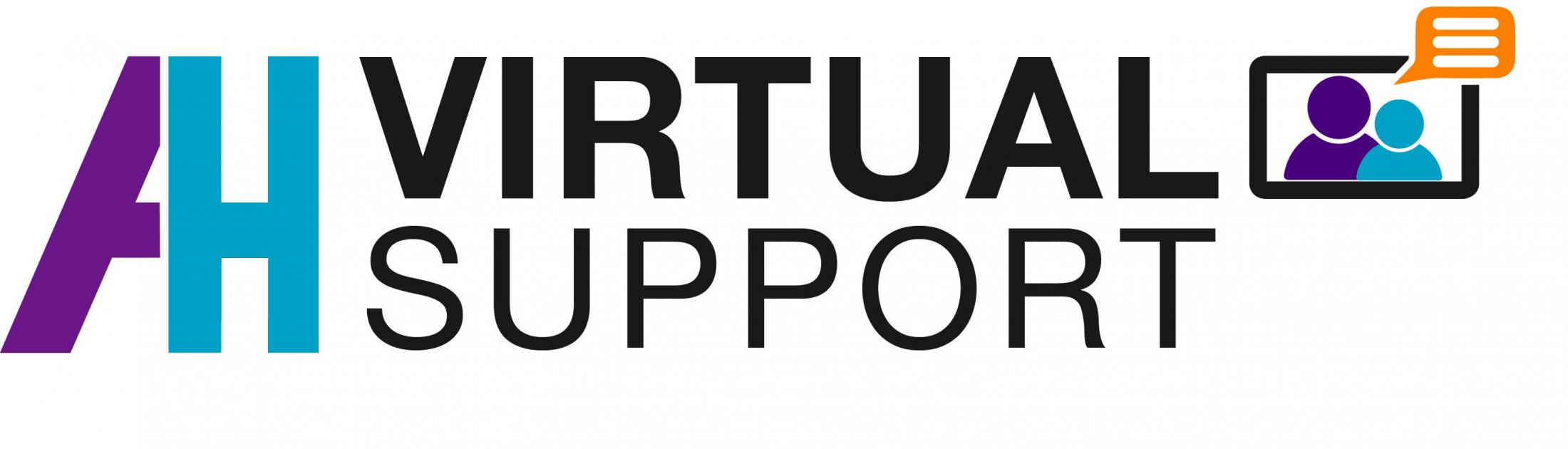 Logo virtual support